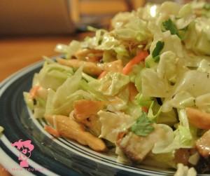 Clean Oriental Chicken Salad 2