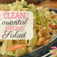 Chopped Clean Oriental Chicken Salad