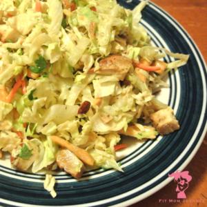 Oriental Chicken Salad 4