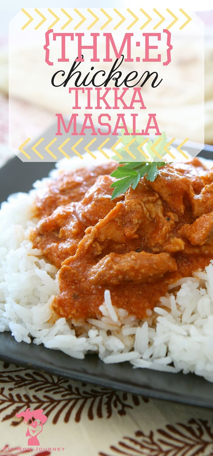 Thm e chicken tikka masala fit mom journey ive had this craving for chicken tikka masala that i just couldnt forumfinder Choice Image
