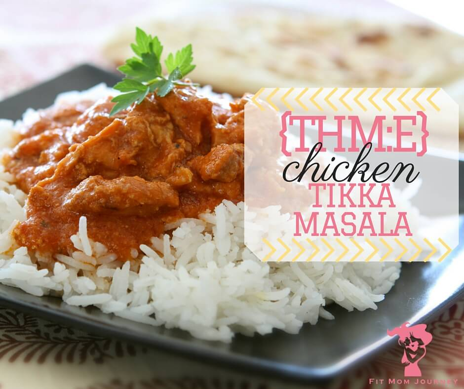 I've had this craving for Chicken Tikka Masala that I just couldn't shake, and so I set down, did some research, and combined a few recipes to make an indisputable THM E Chicken Tikka Masala recipe that is too good to be true!