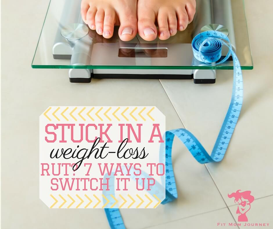 Stuck In A Weight Loss Rut?  Try Something New In 2016!