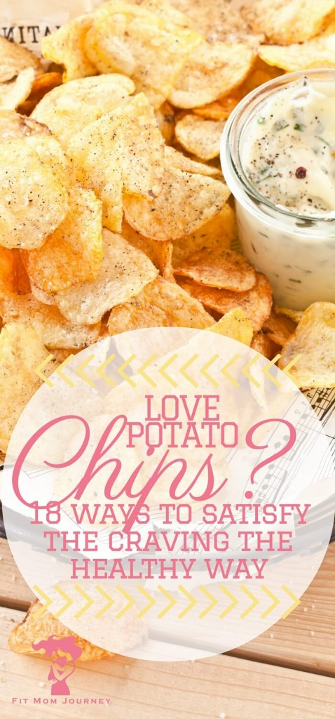 Potato chips are the consummate junk food. Even if you're eating healthy, you can satisfy your cravings with these potato chip alternatives.