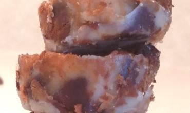 Creamy Dreamy Caramel Turtle Bites THM:S