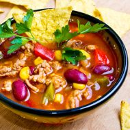 Chicken Chili THM:E
