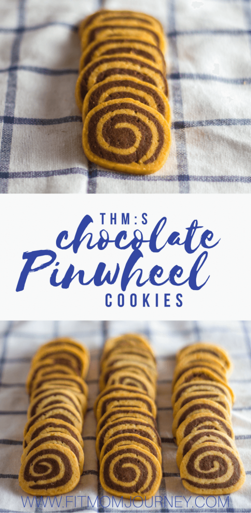 Bring back holiday memories with these Trim Healthy Mama Chocolate Pinwheel Cookies. Sweet but not too sweet, soft, and visually stunning, these S cookies are perfect for Christmas!