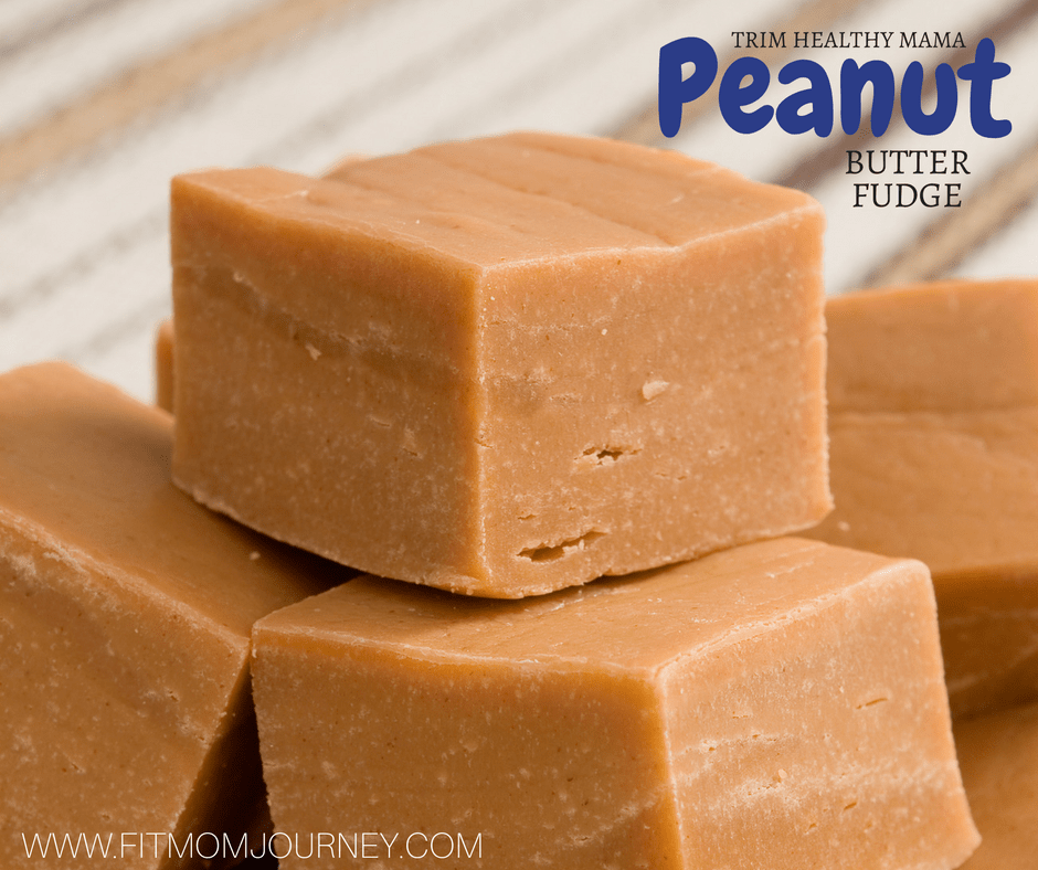 Peanut Butter Fudge THM:S