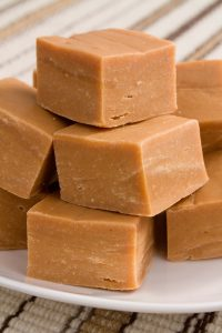 Trim Healthy Mama Peanut Butter Fudge