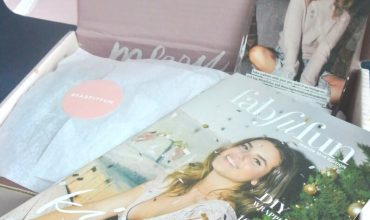 FabFitFun Winter 2016 Unboxing + $10 Off Coupon Code!