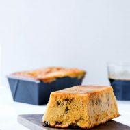 Trim Healthy Mama Chocolate Chip Pound Cake