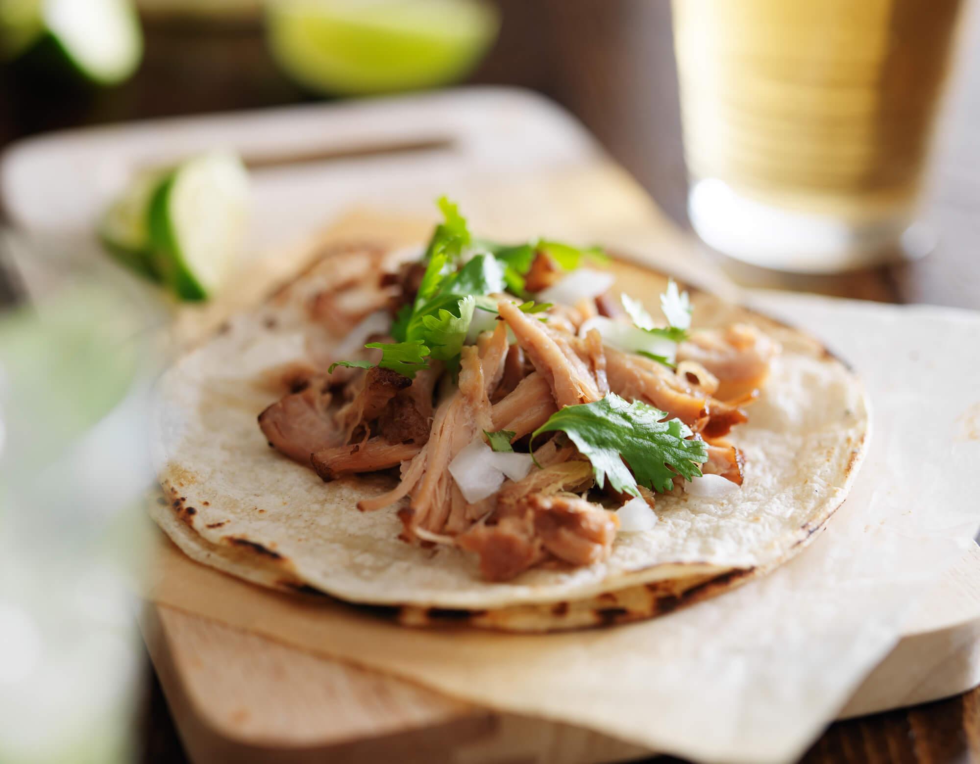 Slow Cooker Pork Carnitas (Trim Healthy Mama Authentic Pork Carnitas)