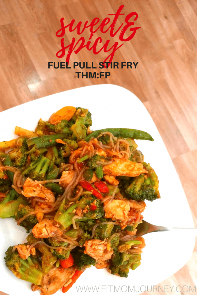 Ready for a punch of flavor and crunch that fits into a Trim Healthy Mama Fuel Pull? Look no further than this Sweet & Spicy Fuel Pull Stir Fry that will satisfy your taste buds and your stomach!