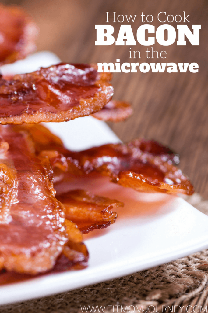 Don't want to heat up the house? Cook bacon in the microwave quicker and easier than in the oven!