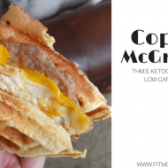 Copycat McGriddles (Ketogenic, THM:S, Low Carb)