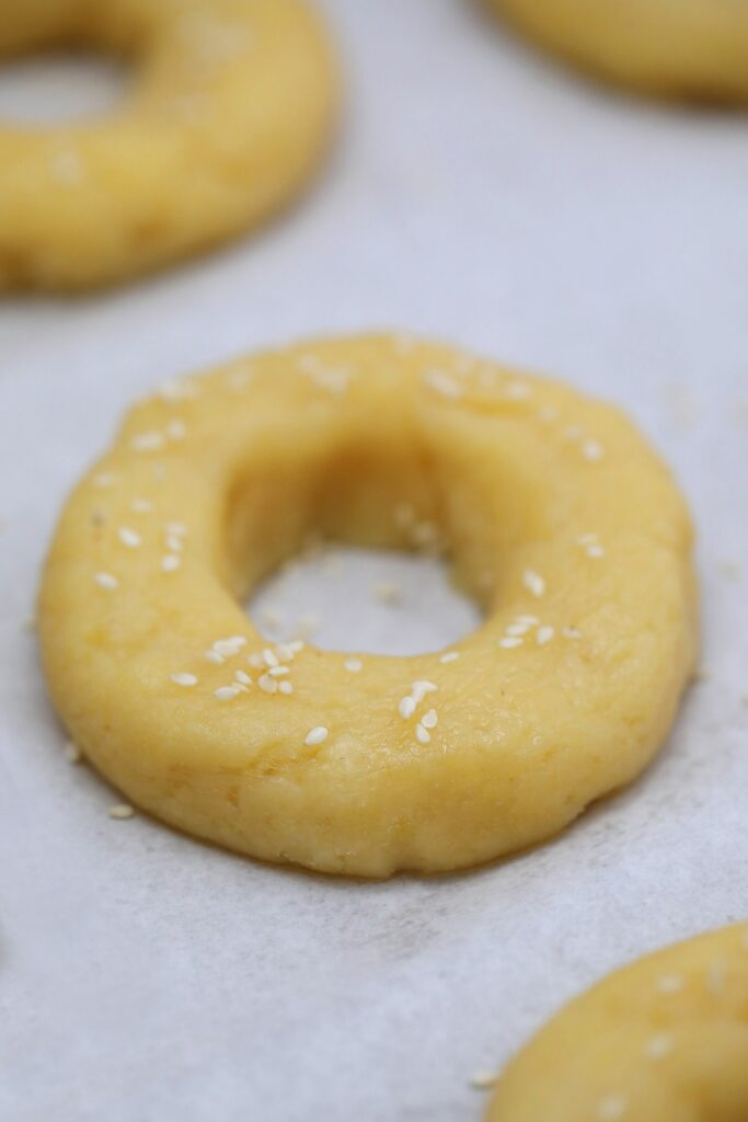 Haven't had Fathead Bagels yet? Give this Fathead Bagel Recipe a try! They're easy, Ketogenic, a THM:S, Low Carb, and even Sugar Free.
