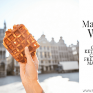 Maple Keto Waffle (Ketogenic, THM:S, Low Carb, Grain Free, Sugar Free)