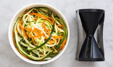 11 Vegetables You Can Spiralize (+ Recipes!)
