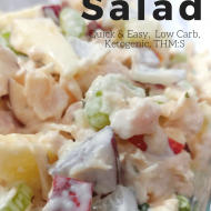 Whole30 Apple Chicken Salad