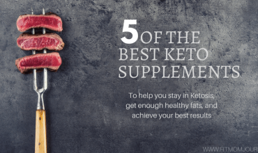 5 of The Best Keto Supplements (To Help You Stay in Ketosis)