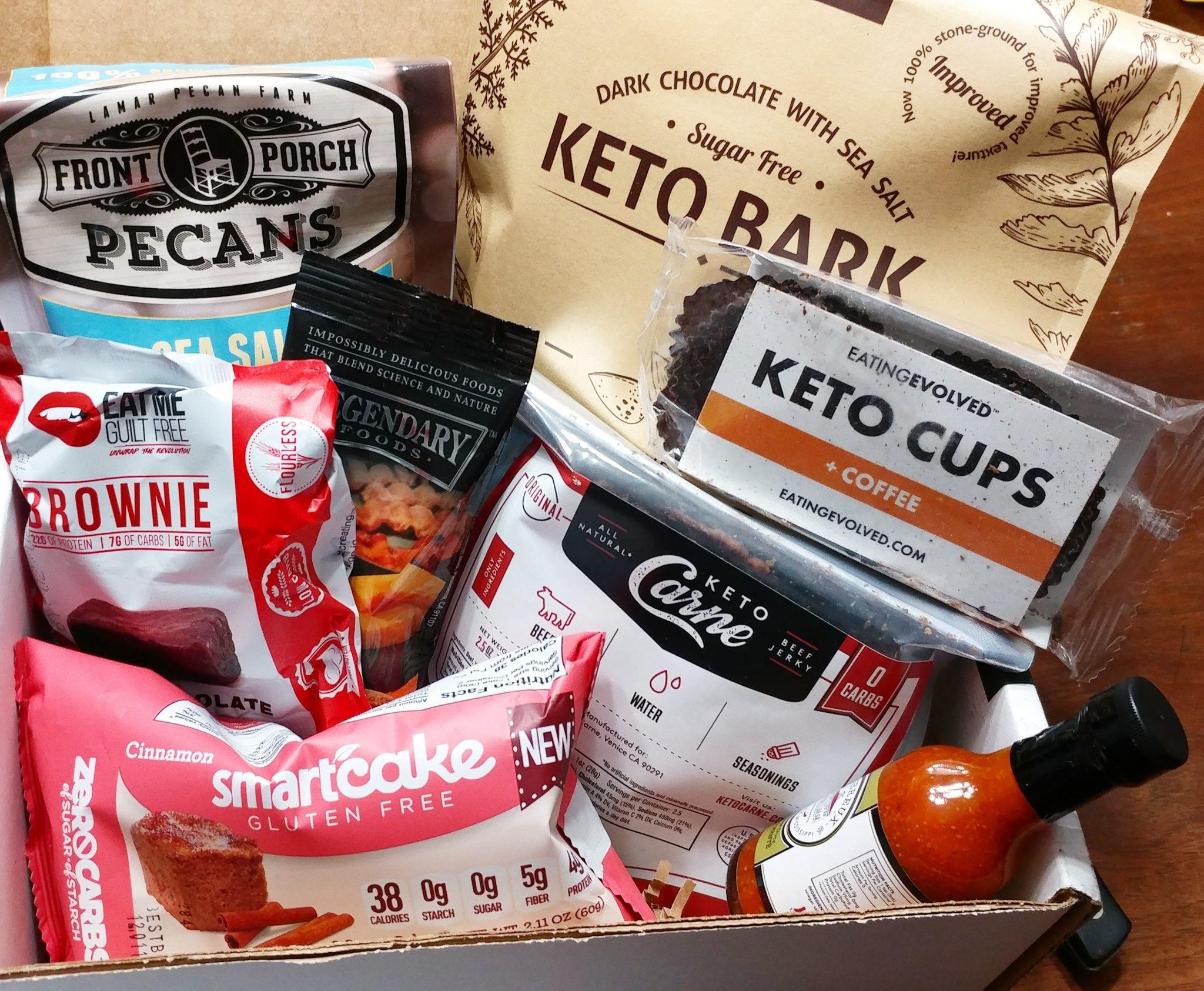 The Keto Box Review (October 2017)