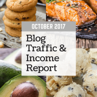 October Traffic & Income Report