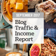 September 2017 Blog Traffic & Income Report