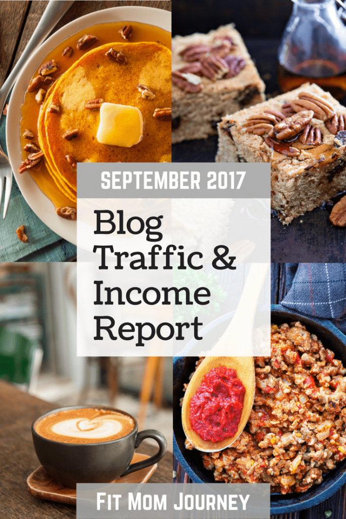 Hi There! Gretchen here, with October 2017's Blog Traffic and Income Breakdown! In This Report we'll cover....