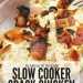 Slow Cooker Crack Chicken