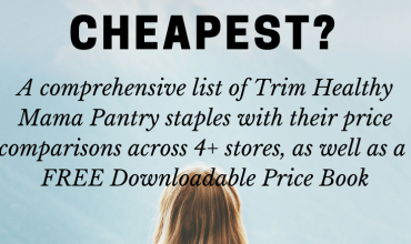 Where Are Trim Healthy Mama Basics the Cheapest?