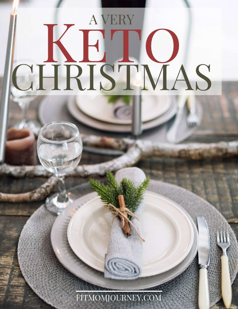a very keto christmas