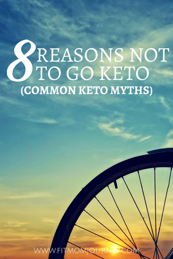 Is keto safe? You've heard the hype - and I'm sure the myths - so let me break it down for you. Here are 8 common ketosis myths that will help guide you to the best plan for your body and lifestyle!