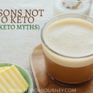 Ketosis Myths
