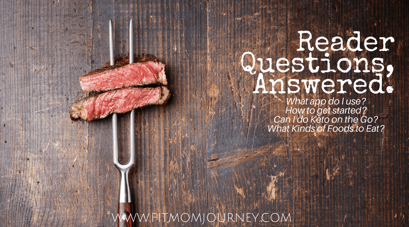 Reader Questions: Low Carb on the Go, How To Get Started, and more!