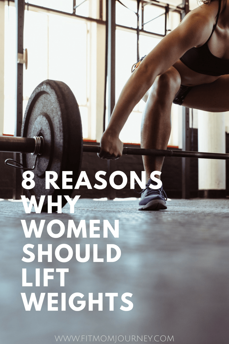 9 Reasons Why Women Should Lift Weights
