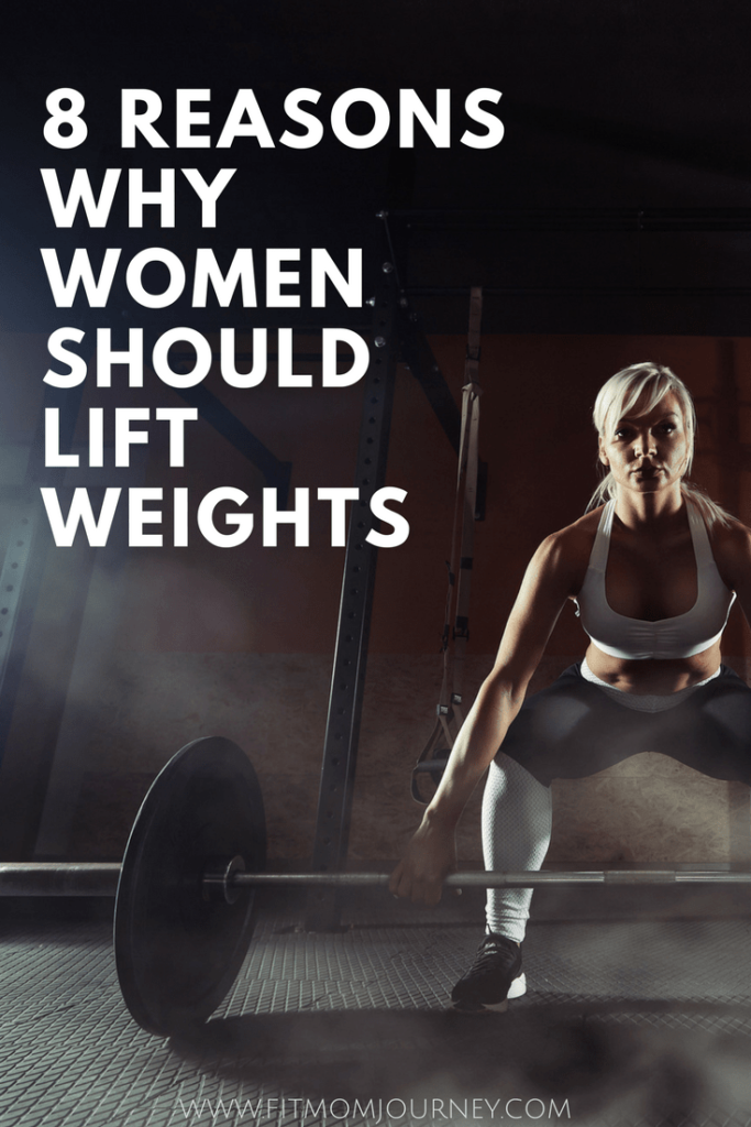 Lifting weights is one of the best things a woman can do for her fitness and all-over quality of life. Here are 9 reasons why women should lift weights & how it will benefit them.