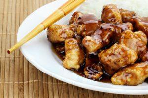 Keto Bourbon Chicken