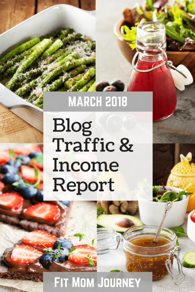 Hey there, Gretchen here, with March 2018's Blog Traffic and Income Report. This month's report marks my 7th income report, and my largest to date, which I'm super excited to share with you. I publish these income reports each month for a few reasons. The first is that I think it's important to step back, evaluate, and regroup.