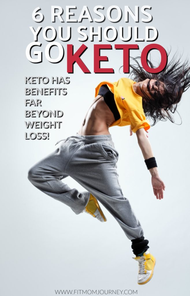 Beyond weight loss, the benefits of the ketogenic diet can improve your quality of life in many areas: mental clarity, energy, decreased inflammation, improved/decreased disease symptoms, and more!