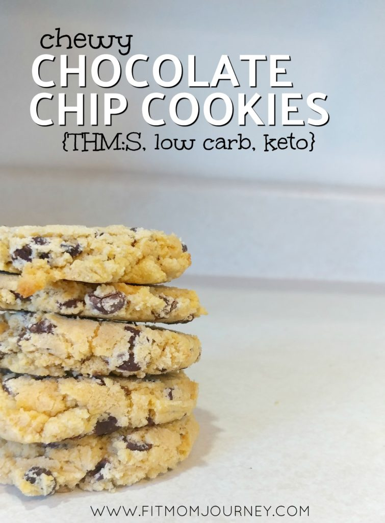 Chewy Keto Chocolate Chip Cookies are a big favorite among the Keto community. My Chewy Keto Chocolate Chip Cookies are the perfect cookie for every occasion, taking only 20 minutes to make, and will please even the most picky taste buds.