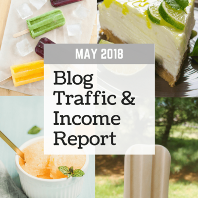 May 2018 Blog Traffic & Income Report