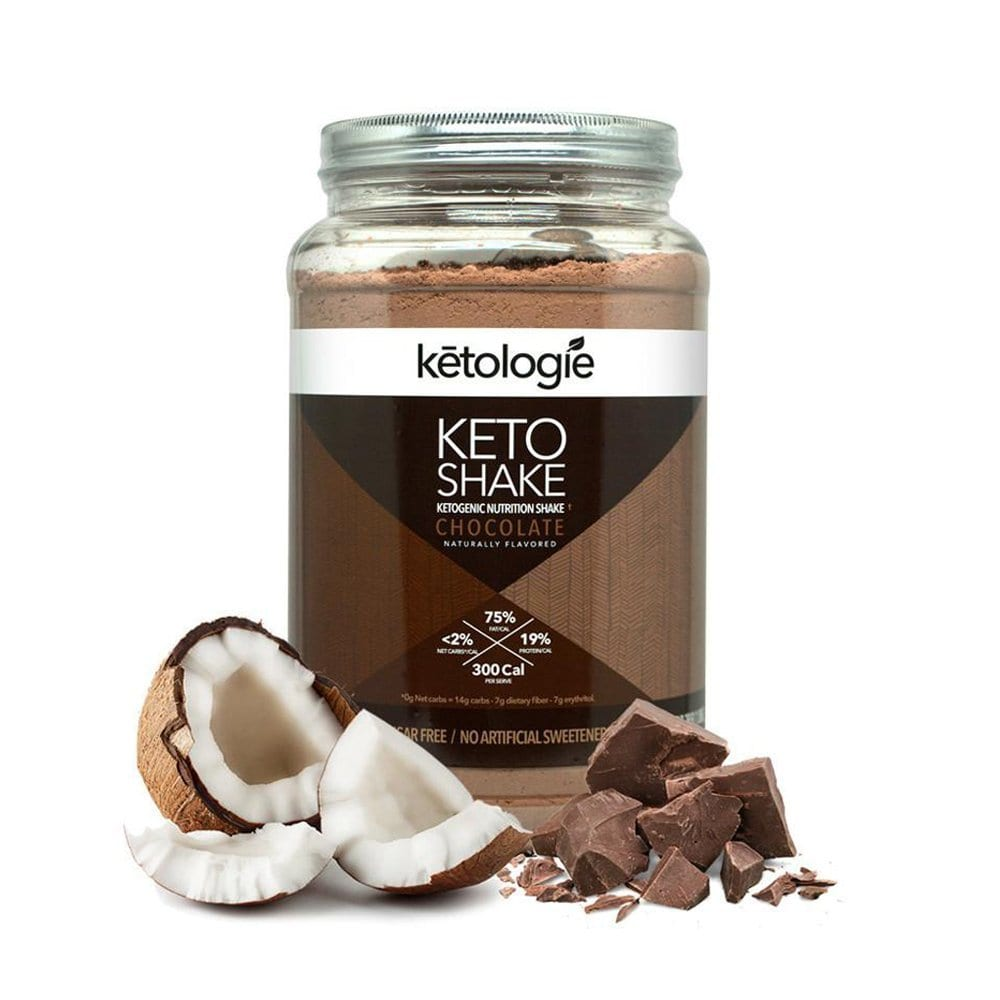 This Ketologie review is LONG overdue. After going through 8 canisters in last year, backing Ketologie in their kickstart, and reviewing their bone broth, it's finally time to give you a full review of Ketologie's Chocolate shake!