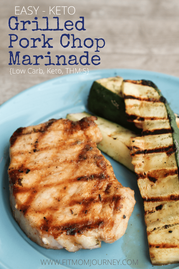 Easy Keto Grilled Pork Chops Marinade