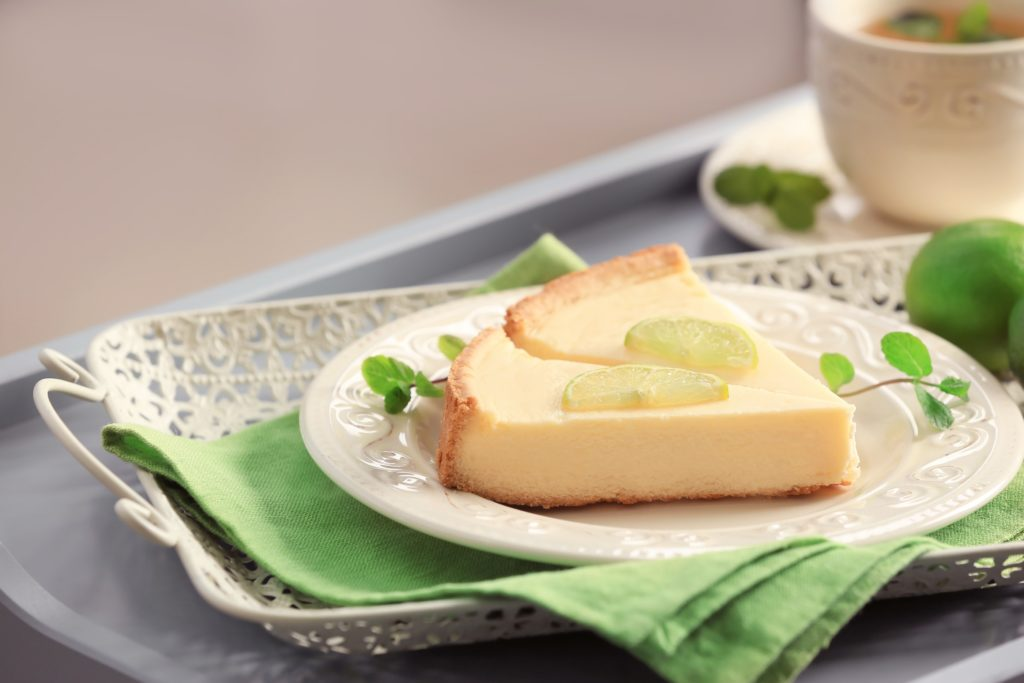 I've got a craving for Low Carb Key Lime Pie Cheesecake. This simple no-bake recipe is sugar-free, grain-free, high fat, a THM:S fuel, and comes together without even turning on the oven!