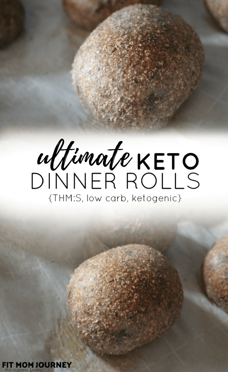 Ultimate Keto Dinner Rolls (Psyllium Buns)