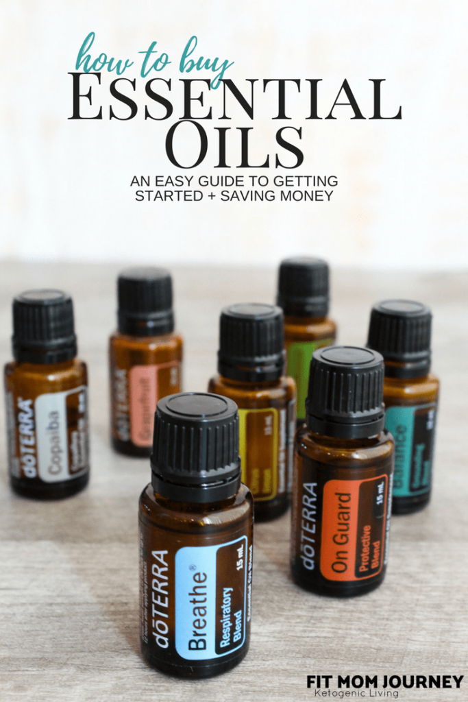 Super How To Buy DoTerra Essential Oils - Fit Mom Journey GJ-19