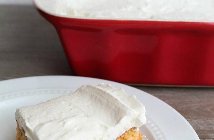 Low Carb Jello Cake – Keto Jello Cake