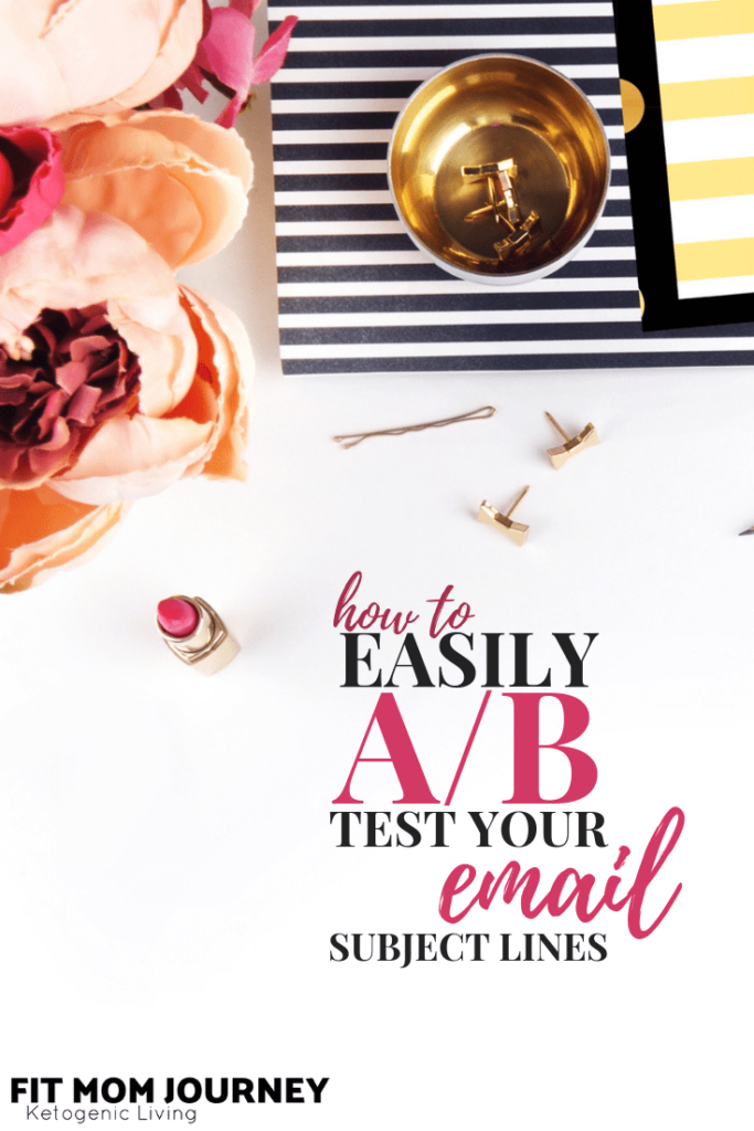 How I Increased My Email Click-Through Rates by 521%: A complete tutorial on how to test your email subject lines to increase email click through rates.