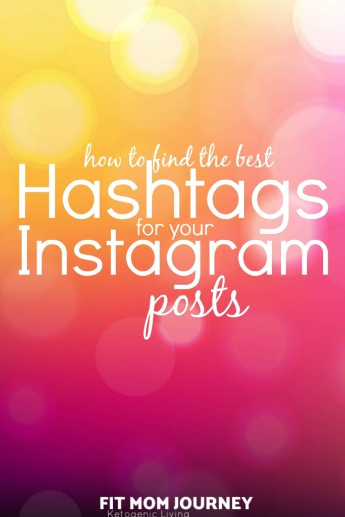 ave you ever wondered how to find the best hashtags for your Instagram posts? Tailwind's Hashtag Finder tool makes it super simple to find not only the BEST hashtags, but to add them quickly and easily to your posts!