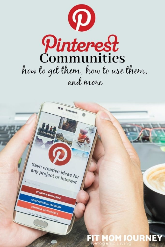 Wonder what's up with Pinterest Communities? Here's how to Get Pinterest Communities, how to use them, and how to make them!