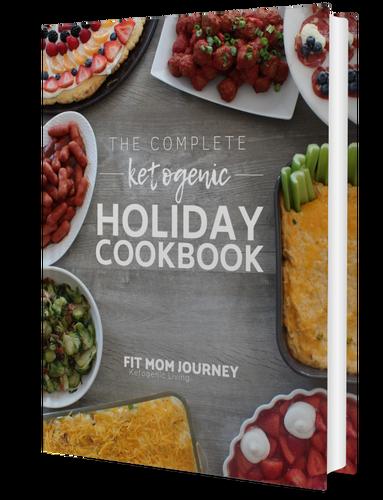 Keto Holiday Cookbook